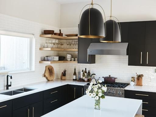 Features to Make Your Kitchen Easier to Clean