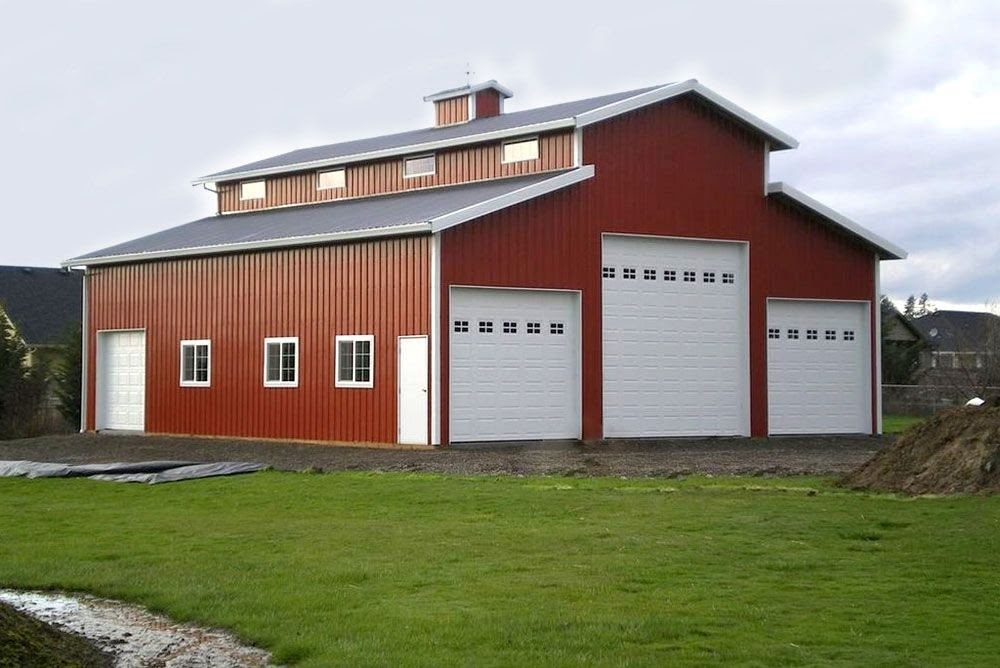 Some Common Mistakes to Avoid While Buying Metal Garage Buildings