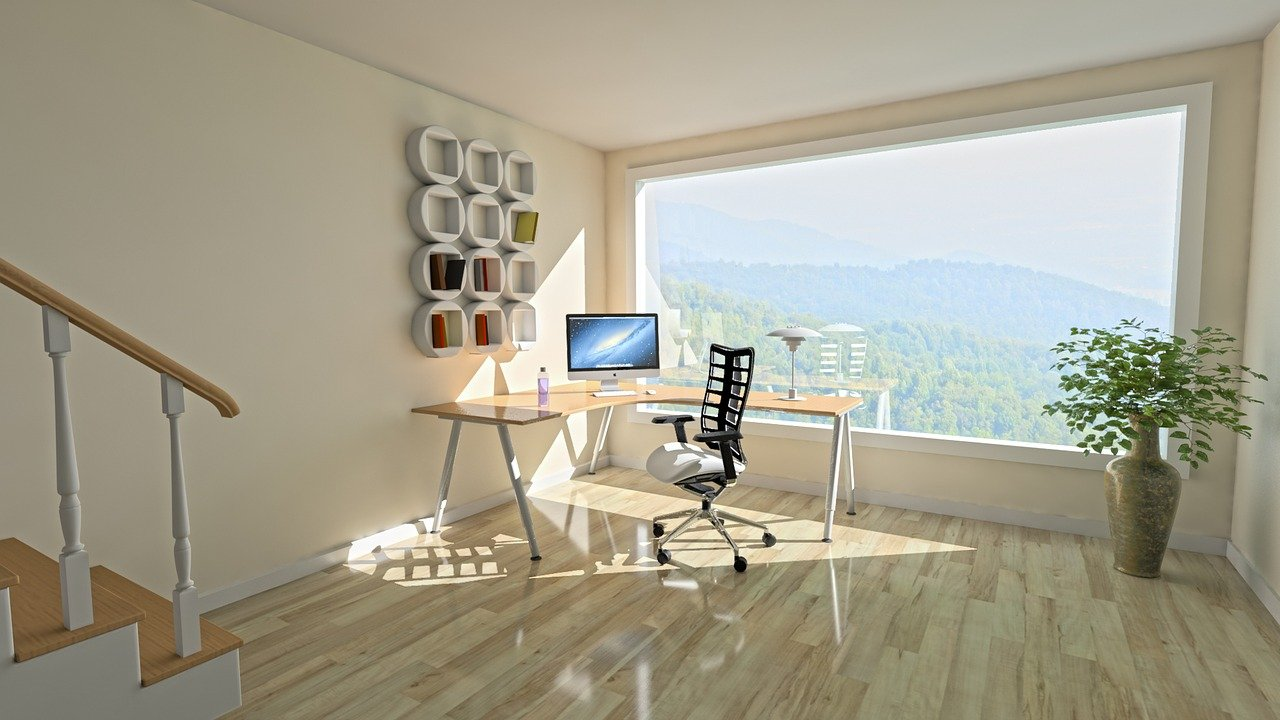 Work spaces Ideas for Small Home Offices