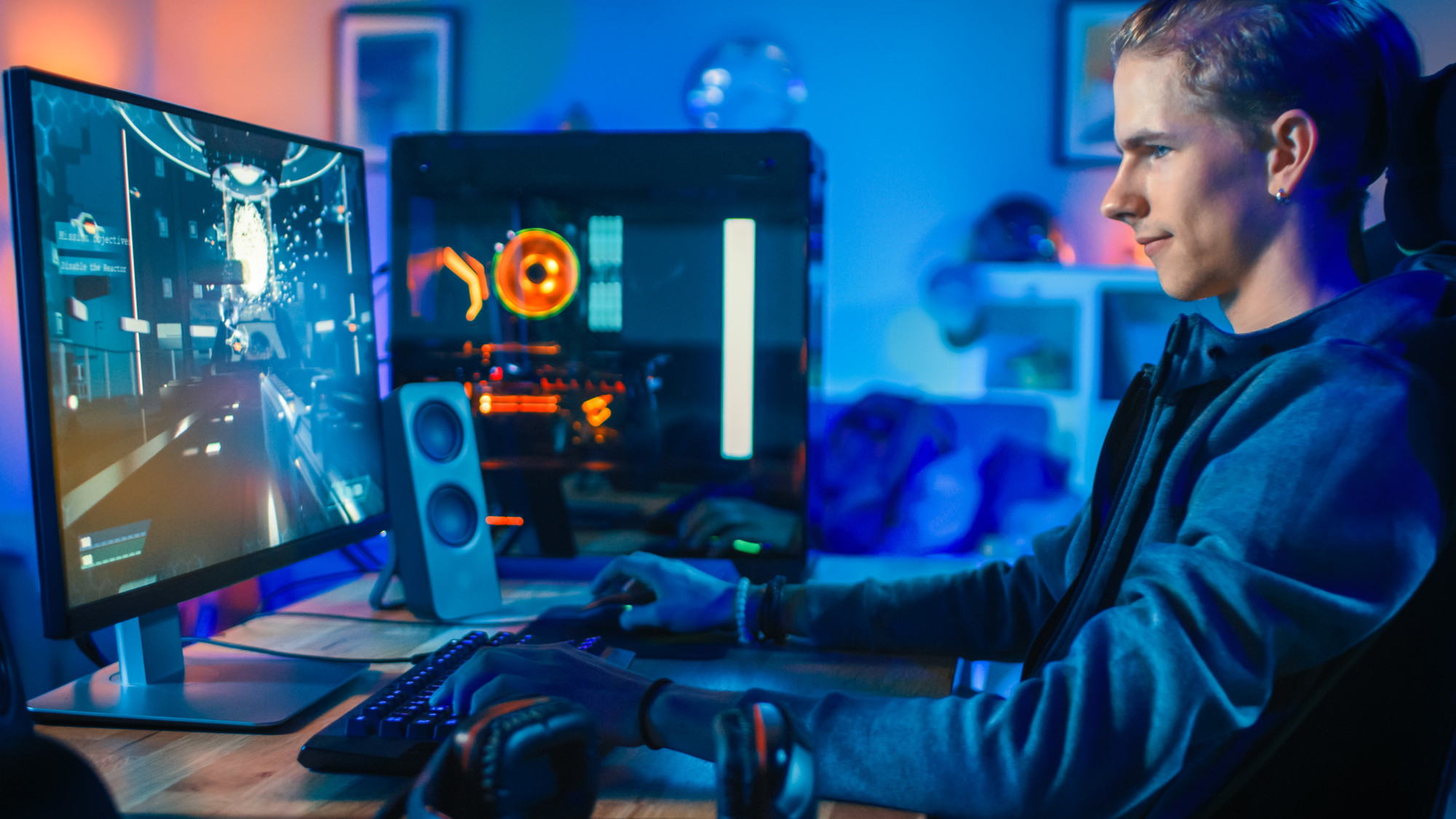 Gaming Room Setup: How to Choose the Perfect Gaming Computer