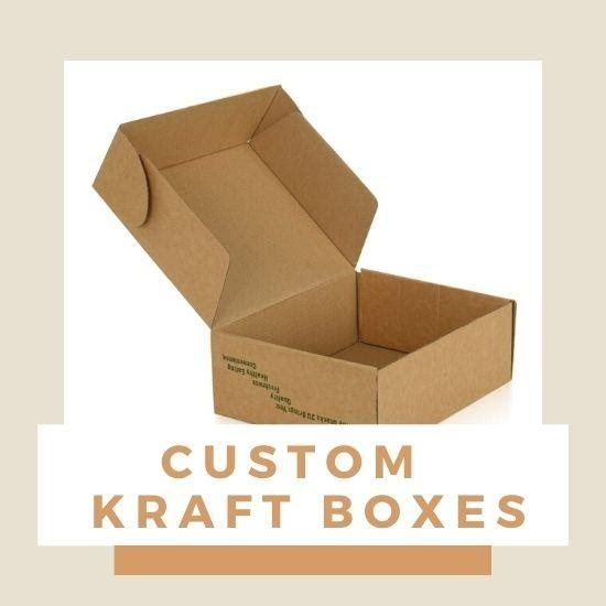 Custom bux board boxes ensure the well-being of your product.