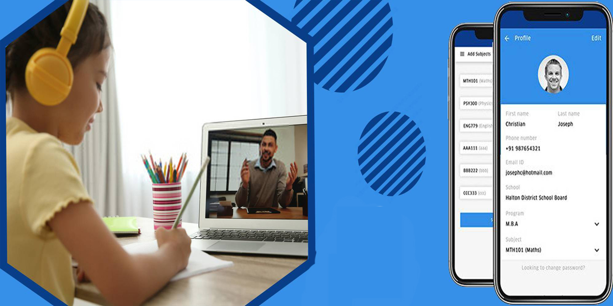 Become the leader in online education by kickstarting on-demand tutor app development