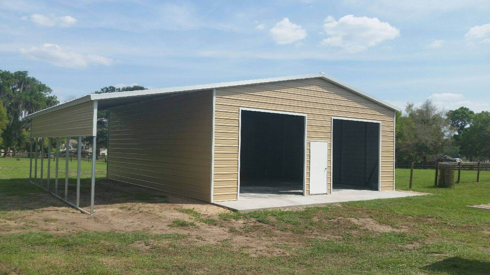 Eco-Friendly Materials and Methods for Garage Construction