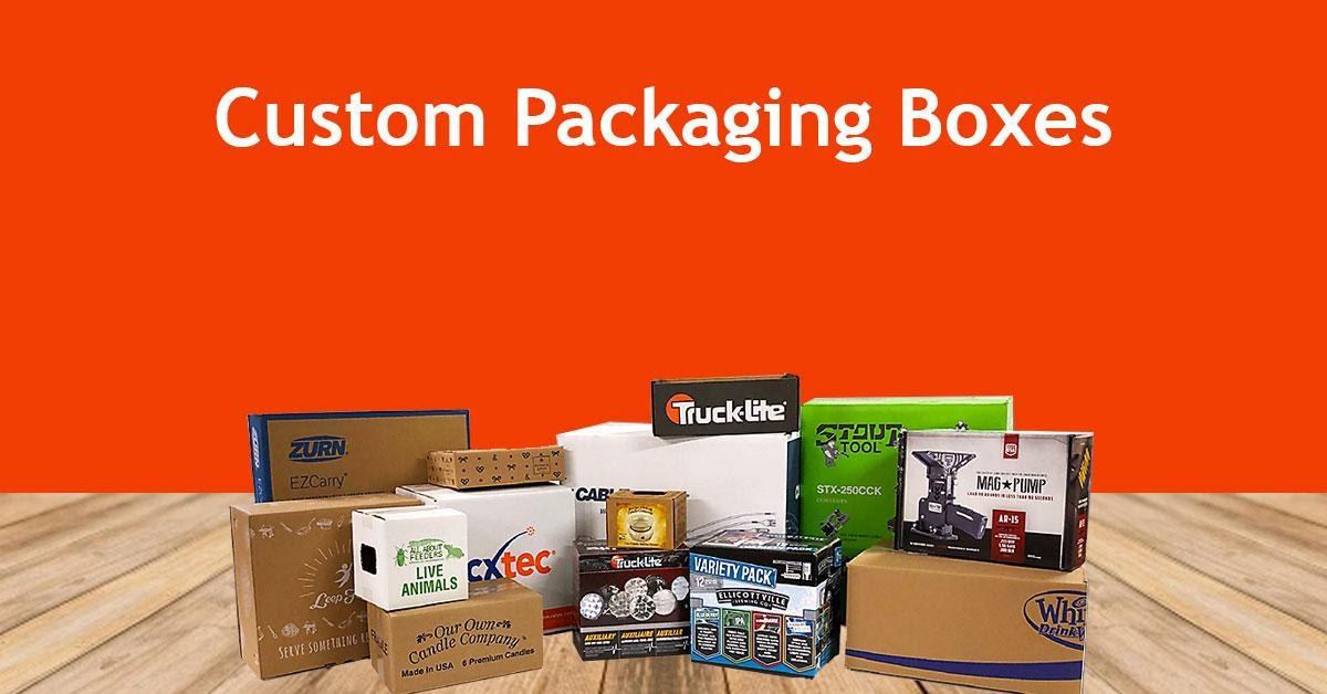 How to Choose Custom Packaging Boxes for All Your Packaging Needs?