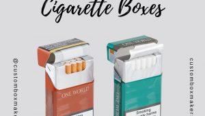 Cigarette Boxe